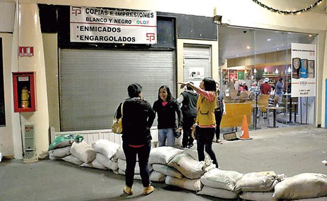 Detienen a 96 por participar en actos vandálicos en Veracruz