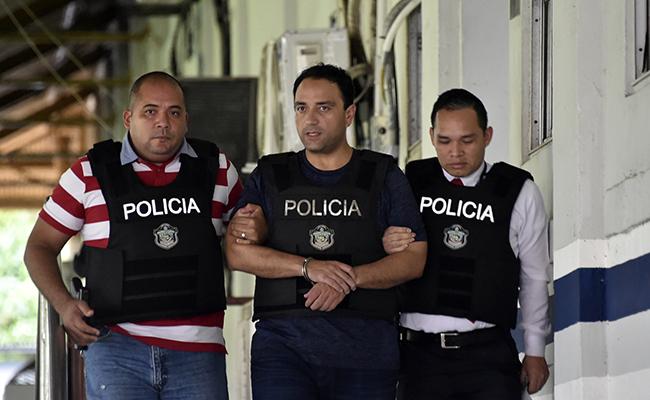 Tribunal de Panamá declara legal la detención de Roberto Borge