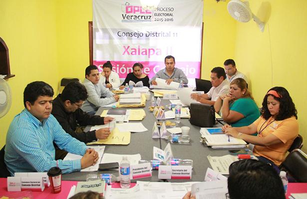 Veracruzanos no responden a la convocatoria del OPLE