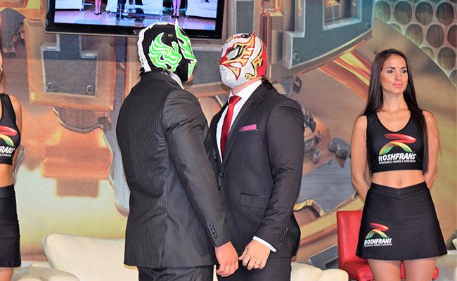 De fiesta el CMLL, celebra el 84 Aniversario