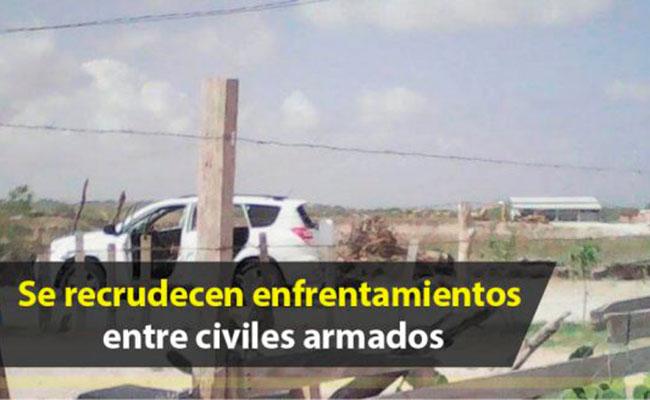 Se recrudecen enfrentamientos en Reynosa; mueren tres
