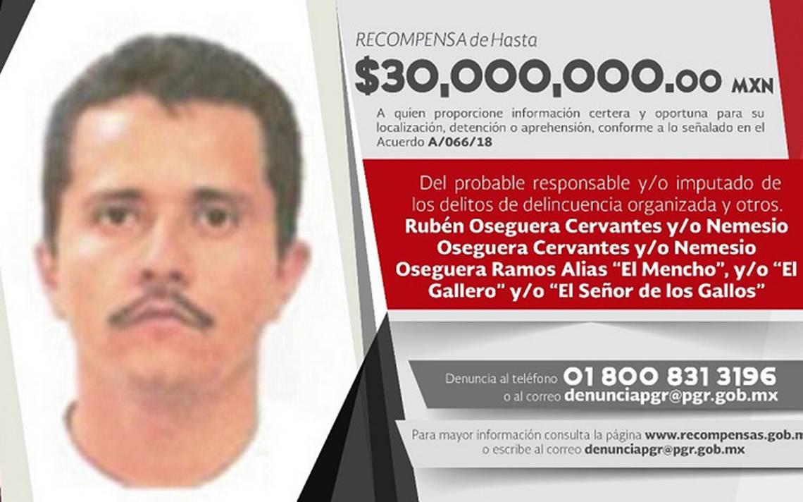 Cártel Jalisco Nueva Generación, el único que está operando en México: PGR