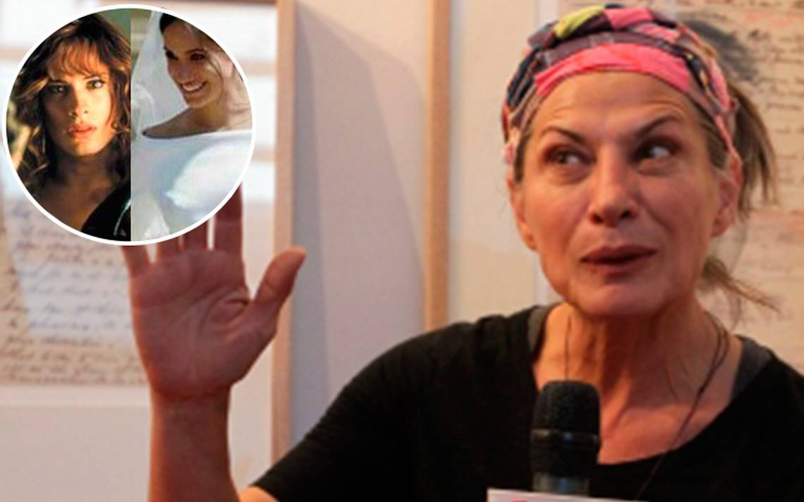 Mamá de Gael García se ríe de memes sobre el actor y Meghan Markle