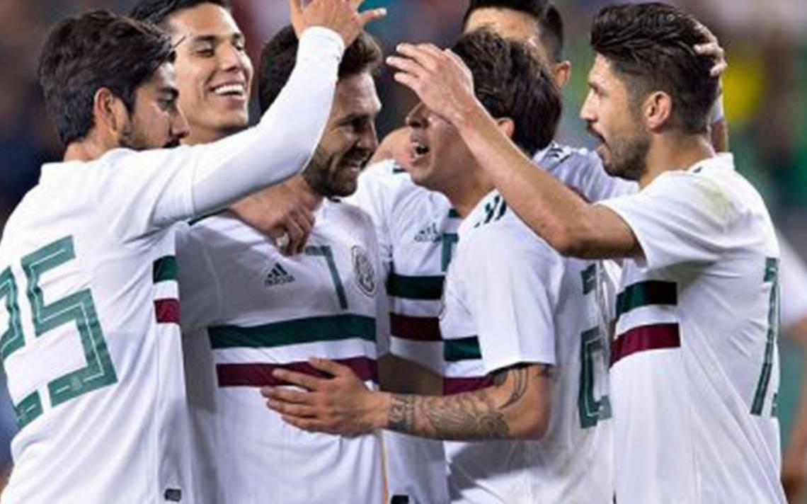 MA�xico jugarA? contra Dinamarca en Copenhague previo a su debut en Mundial