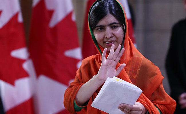 Malala llega a Twitter y se llena de fans en segundos