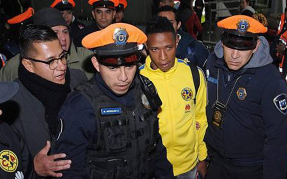 Barra del América recibe a Ibargüen ¿con un atraco?