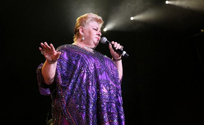 Paquita la del Barrio, 45 años de carrera y ¡sólo ha escrito 3 canciones!
