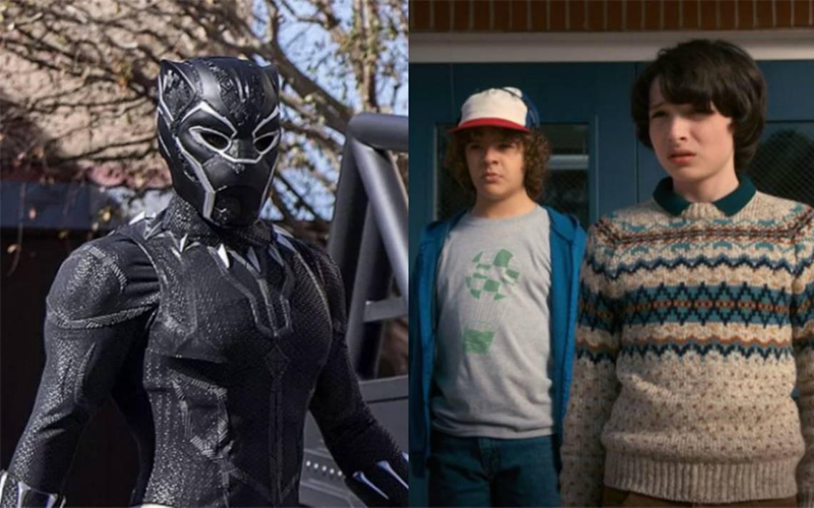 MTV Movie & TV Awards: Black Panther y Stranger Things lideran nominaciones