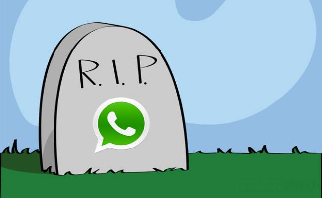 WhatsApp le dice adiós a estos smartphones
