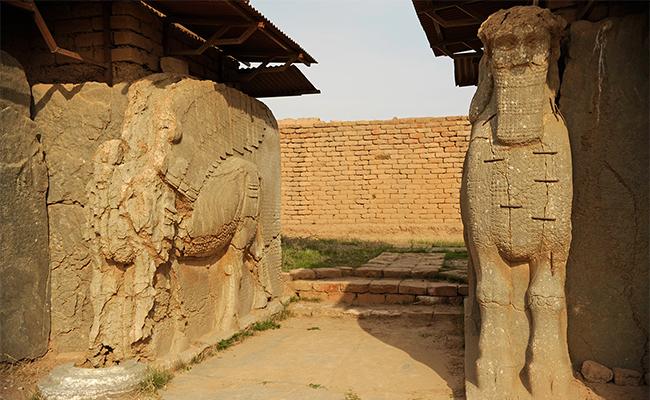Unesco analizará en cumbre protección del patrimonio de Irak