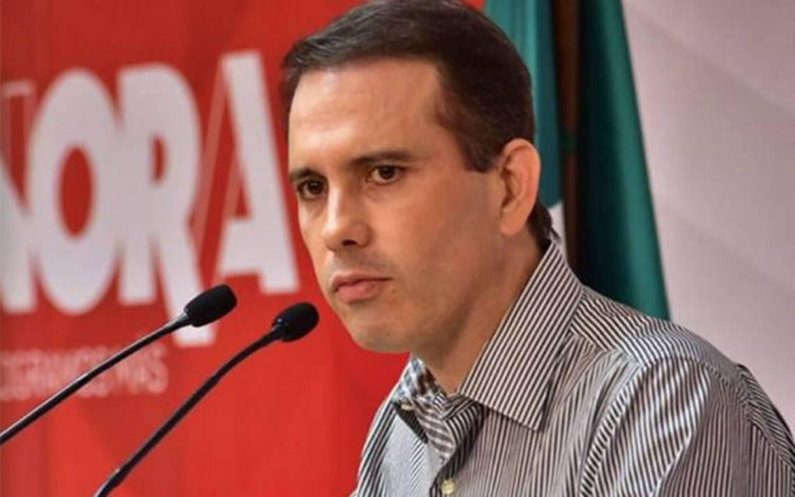 Rodolfo Montes de Oca presenta renuncia a la FiscalA�a General de Justicia de Sonora