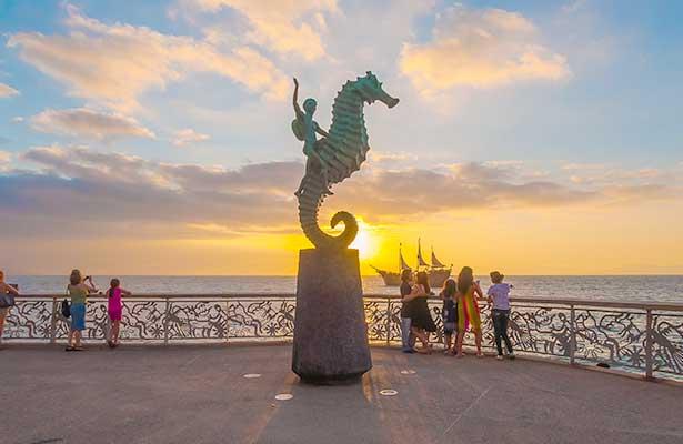 Puerto Vallarta es el destino que rompió récord de visitantes durante el en 2016