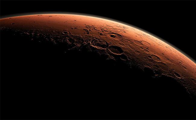 Marte, planeta que puede albergar vida: NASA