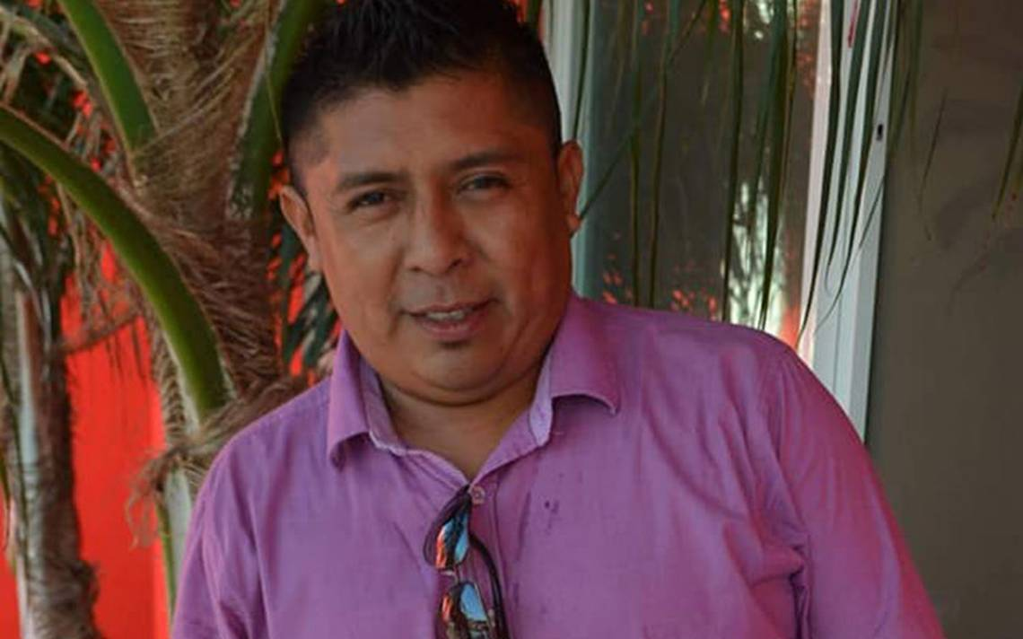 "Matan en balacera al periodista Rubén Pat, dueño del ""Semanario Playa News"""