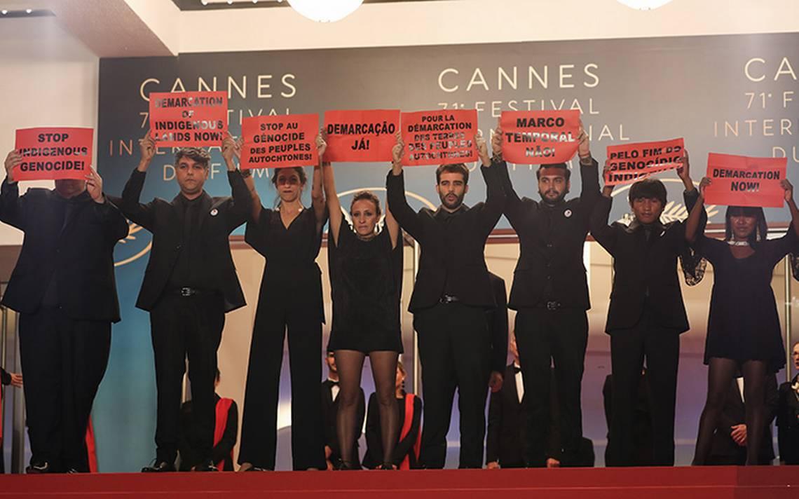 Último día de estreno de películas en cierre del Festival de Cannes