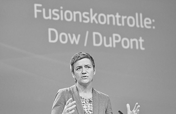 Luz verde a la fusión entre  Dow Chemical y DuPont