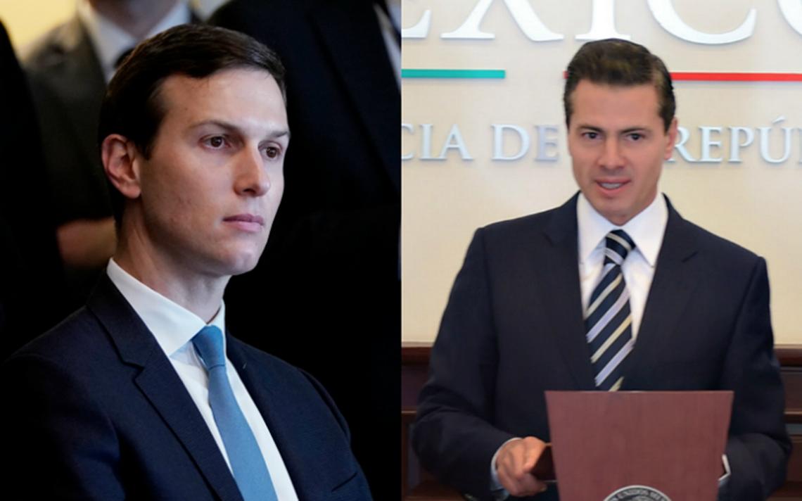 Jared Kushner tendrá audiencia con Peña Nieto en la CDMX