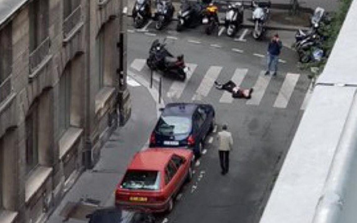 Estado Islámico se adjudica ataque en París y policía ya lo investiga como terrorismo
