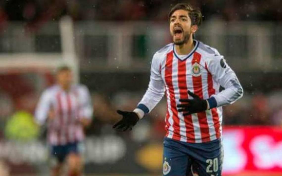 Confirman el pase de Rodolfo Pizarro a Monterrey
