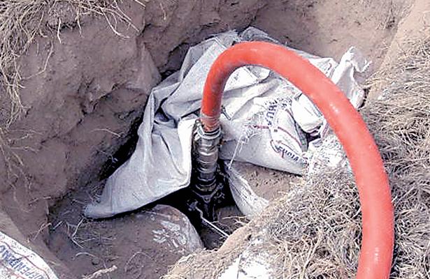 Detectan 32 casos de robo  de hidrocarburos en Chiapas