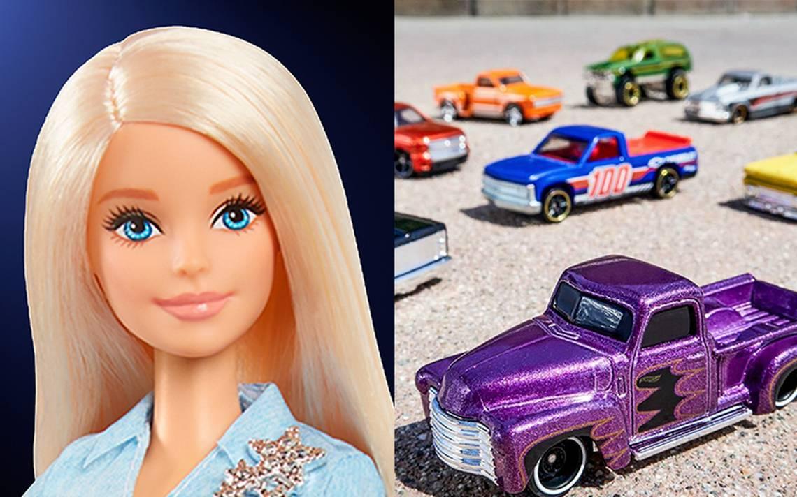 Barbie y Hot Wheels, los juguetes Mattel que marcaron a muchos