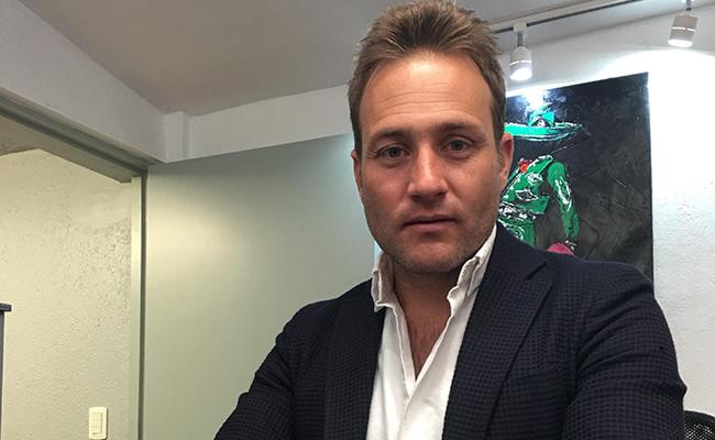 Mario Zulaica director de TauroPlaza México en entrevista con ESTO Azul