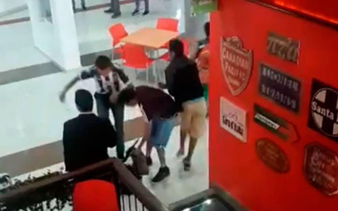 [Video] ¡Lamentable! Estalla la violencia previo al León vs Monterrey