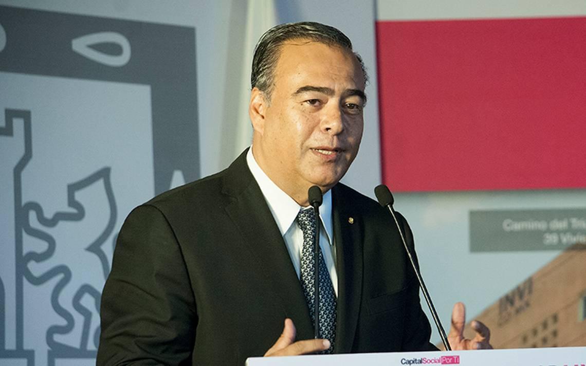 Confirman a Raymundo Collins como secretario de Seguridad Pública