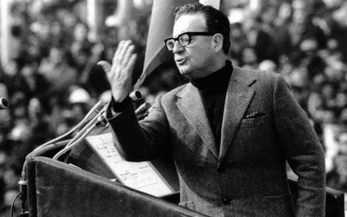 Salvador Allende, el presidente mártir que se convirtió en mito