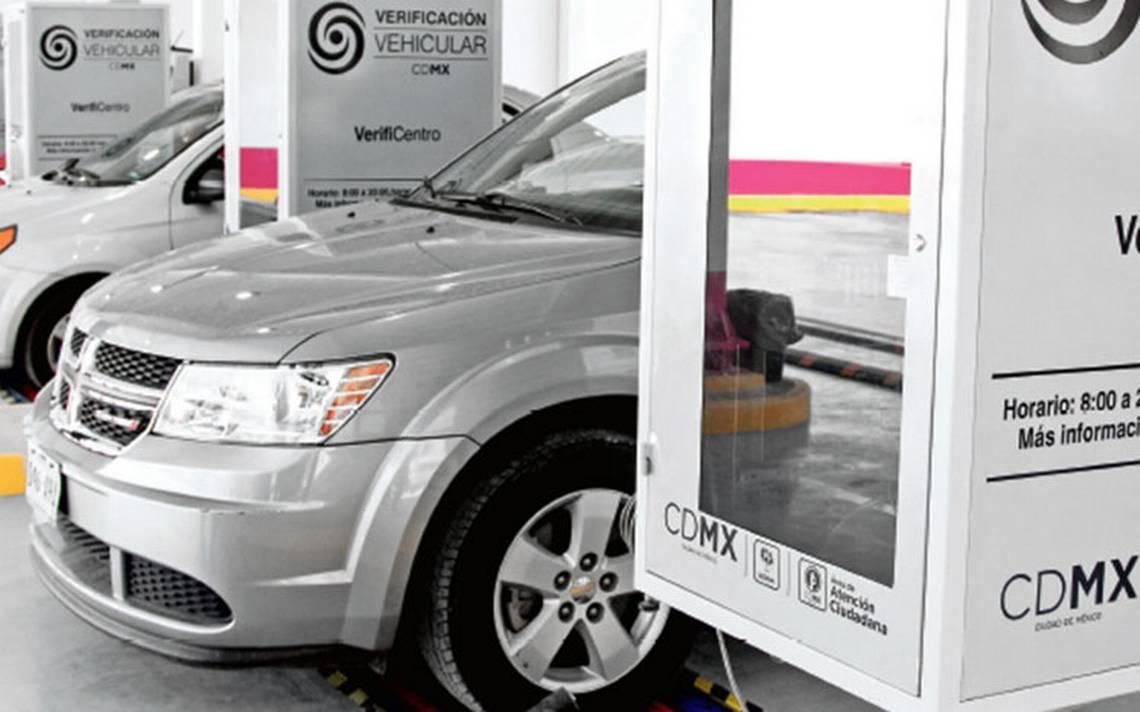 Hasta 4,500 pesos para pasar la verificación vehicular obligatoria