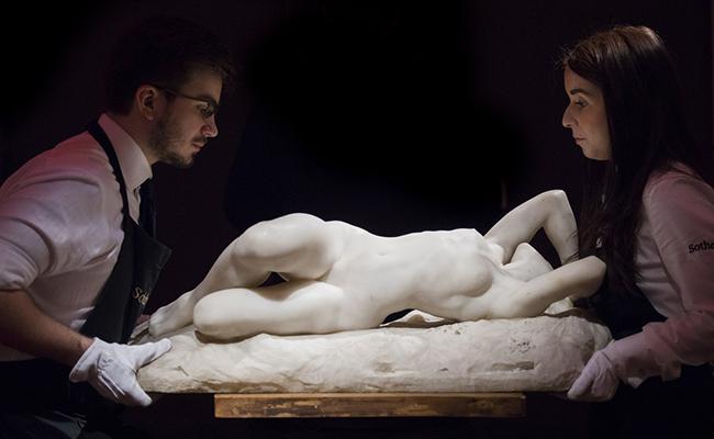 Erotismo: Pasión y deseo obras que se venden por 6 mdd