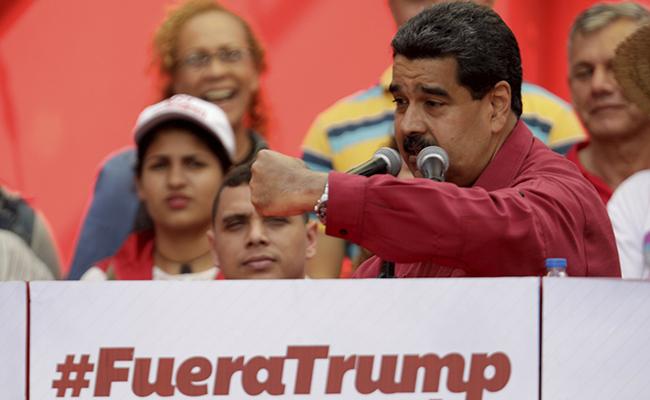 EU usará todo su poder para restaurar democracia en Venezuela: Pence