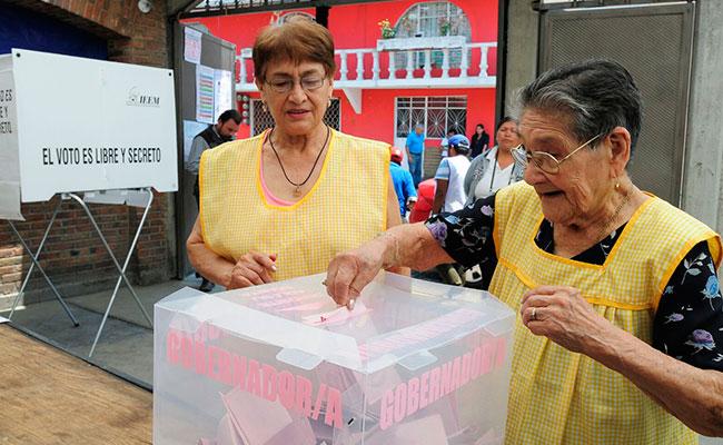 Instaladas 95% de casillas en 4 estados con elecciones, informa INE