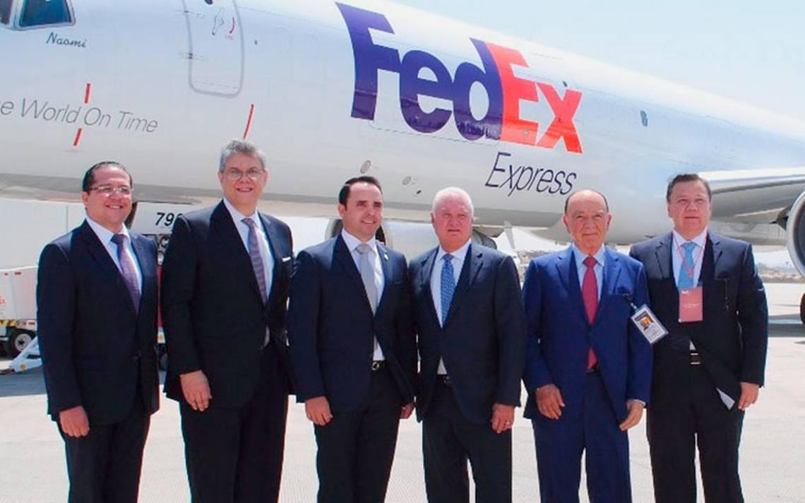 FedEx conecta a Tijuana con su base en EU