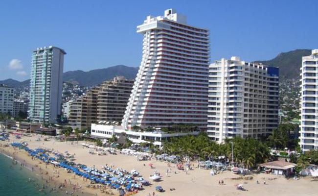 Espera Acapulco ocupación hotelera del 81.9% durante puente vacacional