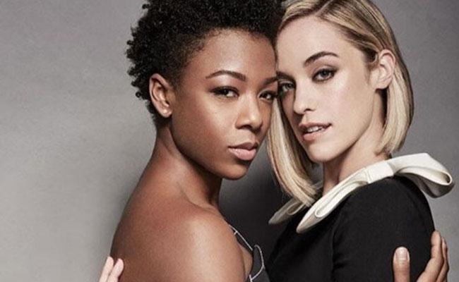 """¡Se casan Samira y Lauren de """"Orange is the New Black""""!"""