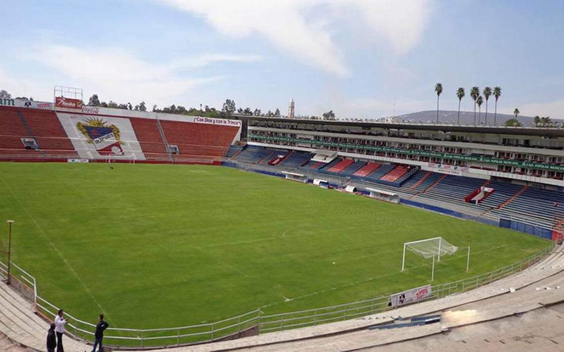 El Sergio León Chávez, el único estadio defendido a balazos por su afición