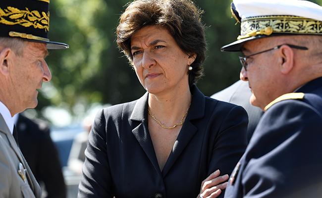 Dimite ministra de Defensa en Francia tras presunto abuso de fondos europeos