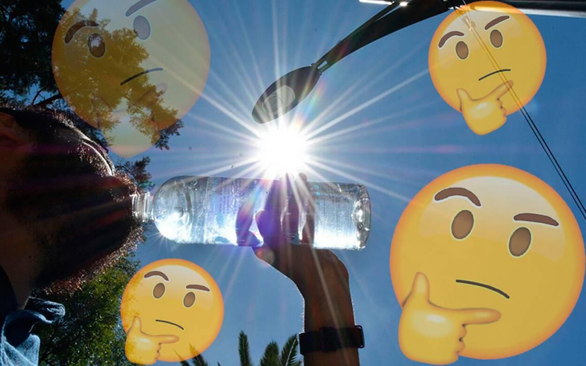 ¿Por qué hace tanto calor?