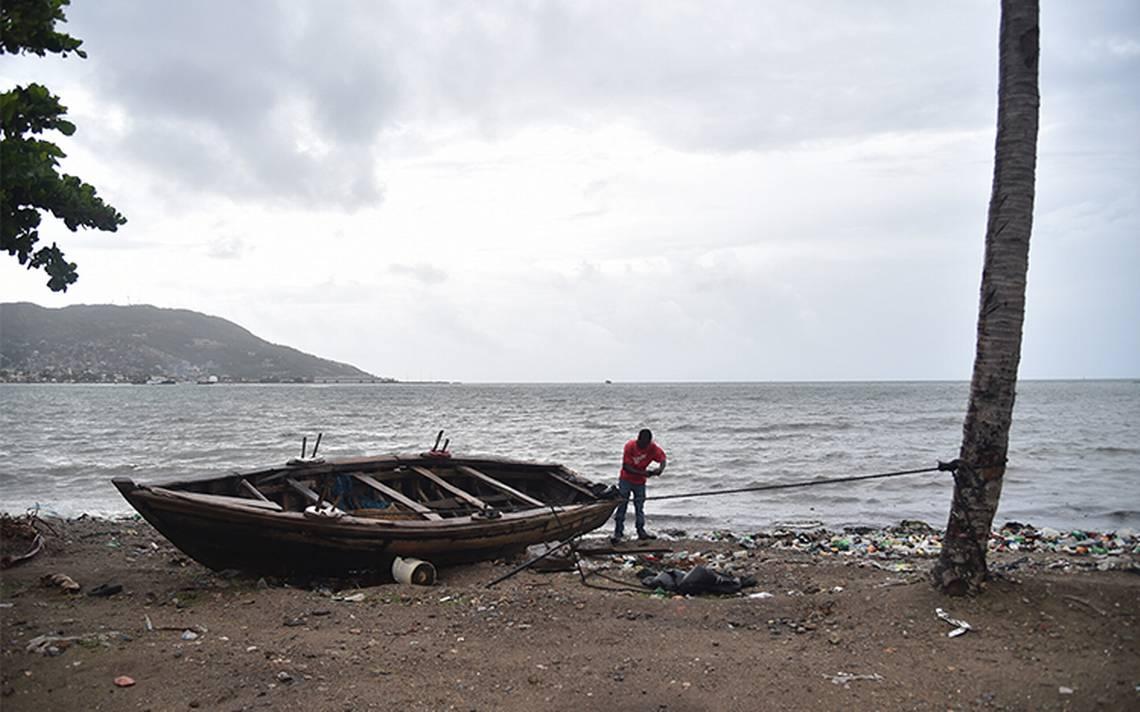 ONU apoya a Haití ante el huracán Irma