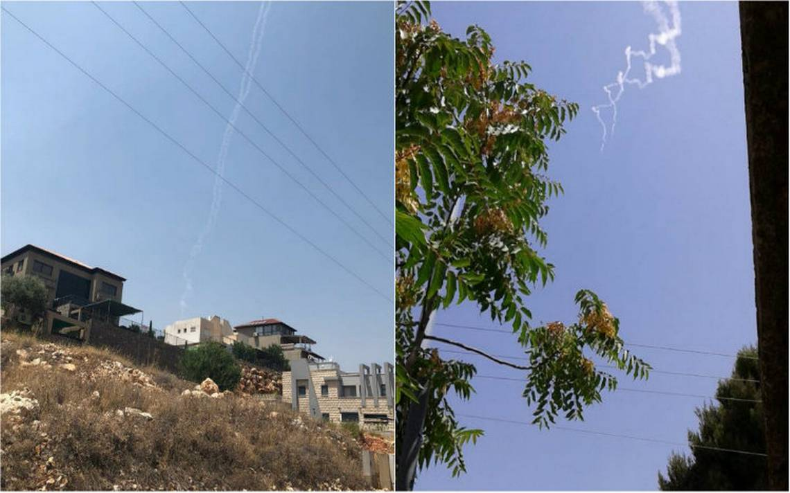 Israel derriba un avión sirio que penetró su espacio aéreo