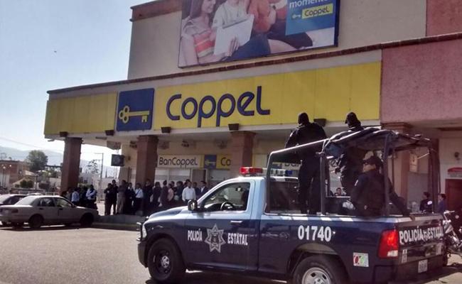 Cierran tiendas por temor a saqueos en Oaxaca