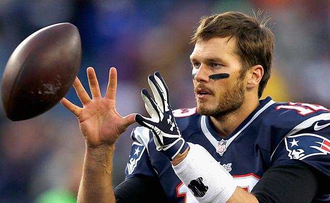 Tom Brady, de suspendido a buscar quinto título de Super Bowl