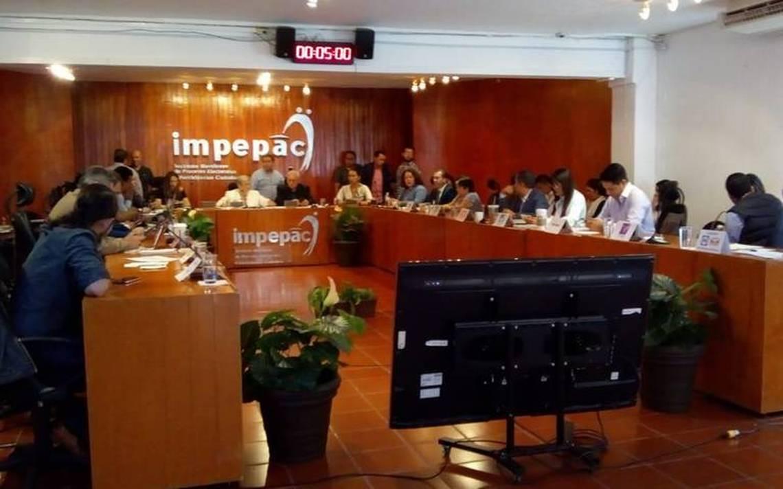 Elecciones en Morelos están fuera de riesgo, aseguran autoridades electorales