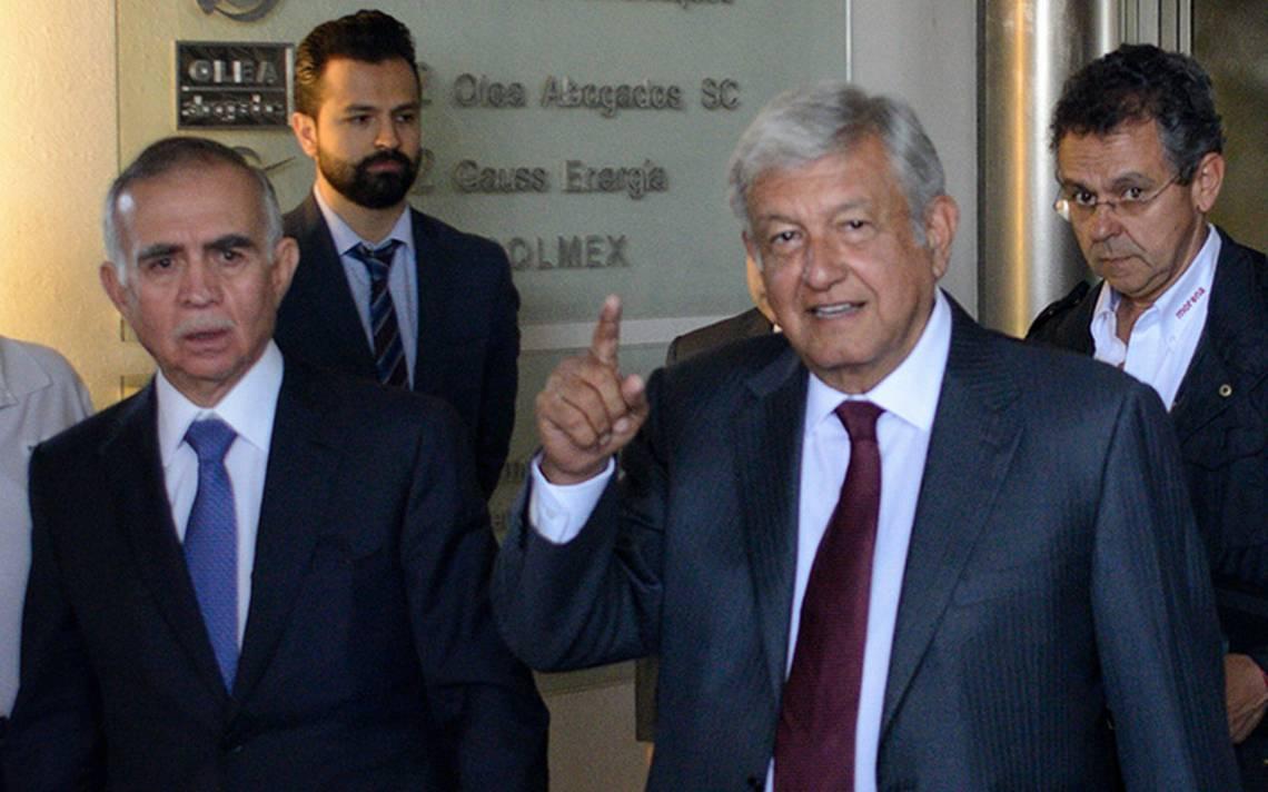 AMLO prepara este jueves reunión con el Consejo Mexicano de Negocios