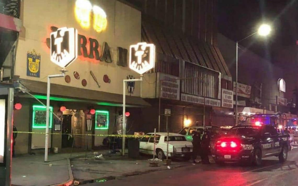 Ataques armados a bares de Monterrey dejan al menos 11 muertos