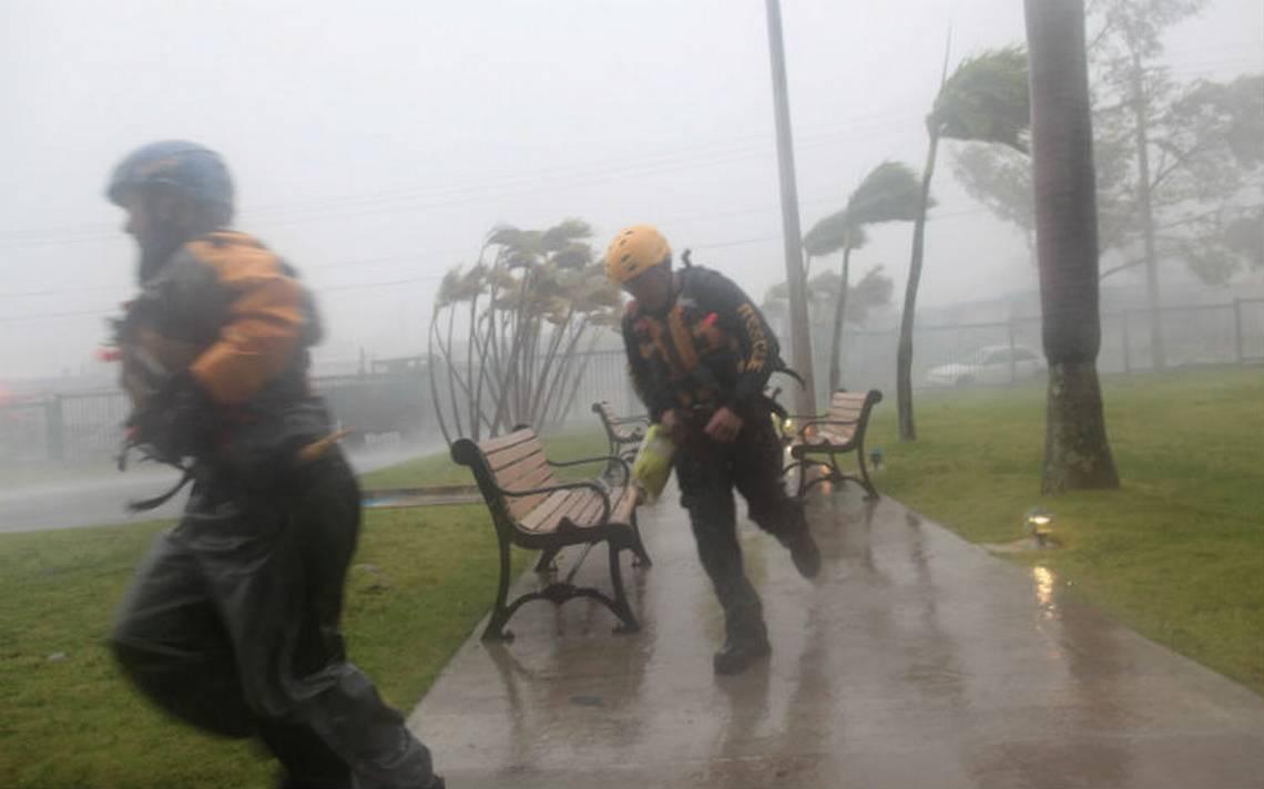 Trump declara situación de desastre en Puerto Rico por huracán Irma