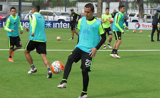 Más cerca el regreso de Paul Aguilar al América tras lesión