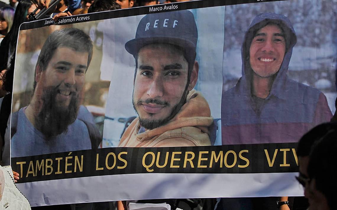Estudiantes de cine desaparecidos fueron asesinados y disueltos en ácido: Fiscalía