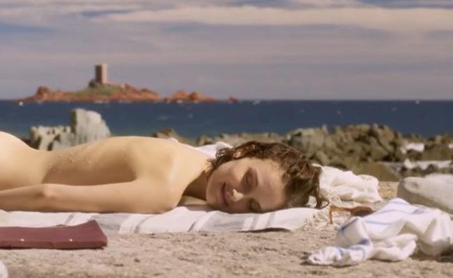 """Natalie Portman al desnudo en su próxima película """"Planetarium"""""""